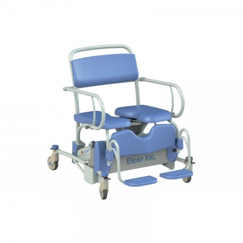 Hygiene Chair - Elexo Bariatric